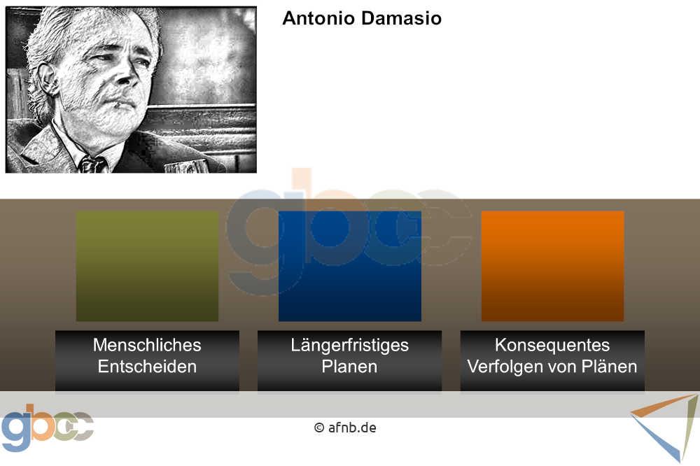 """Emotionen: Damasios """"Theorie der somatischen Marker"""""""