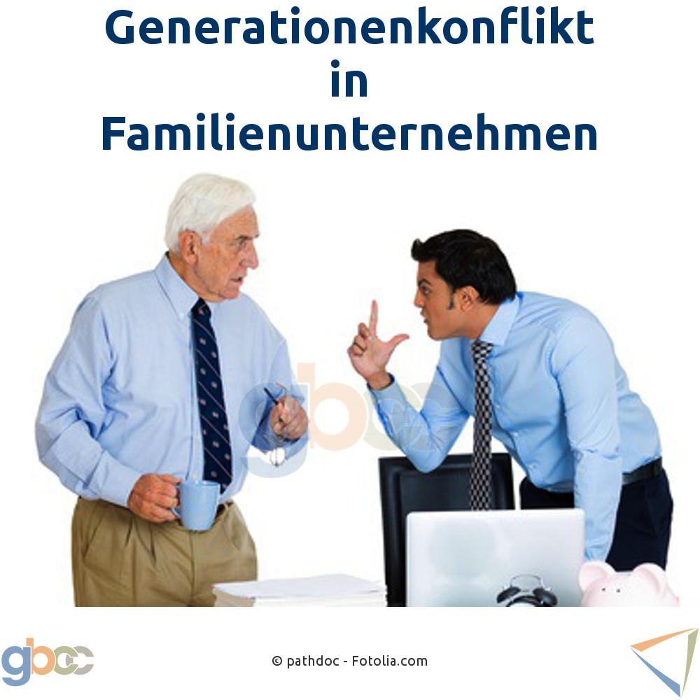 Generationenkonflikt in Familienunternehmen