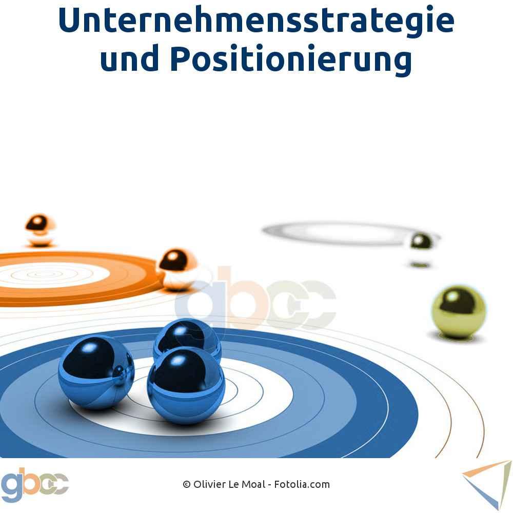 Unternehmensstrategie und Positionierung