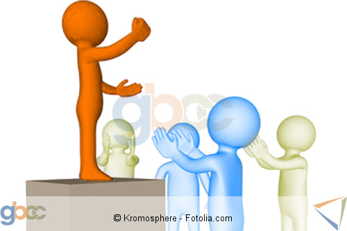 Gehirnforschung: Charisma -Wie gute Führungskräfte Eindruck machen