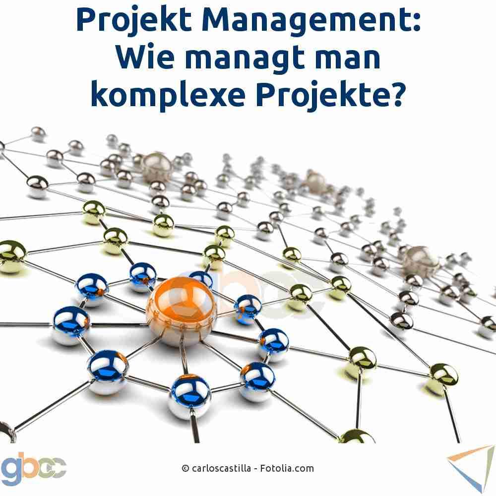 Projekt Management: Wie managt man komplexe Projekte?