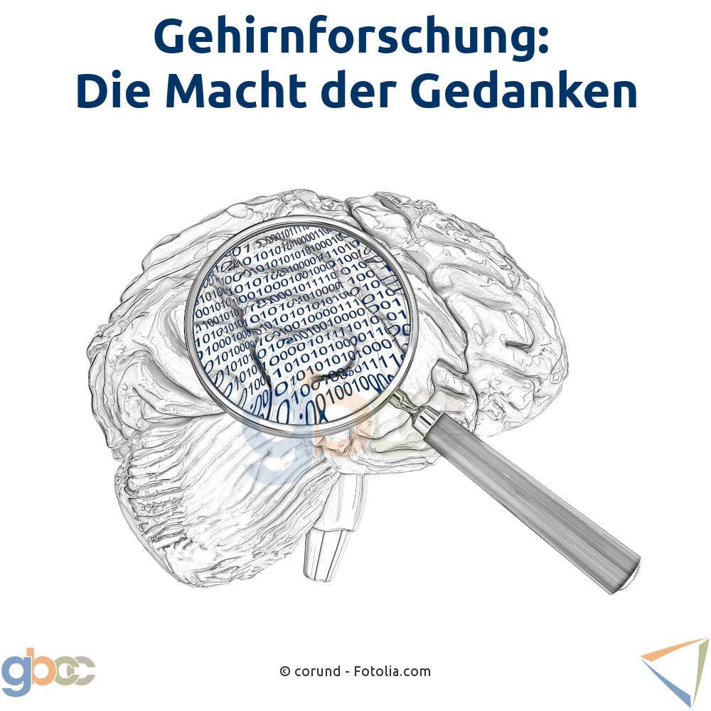 Gehirnforschung: Die Macht der Gedanken