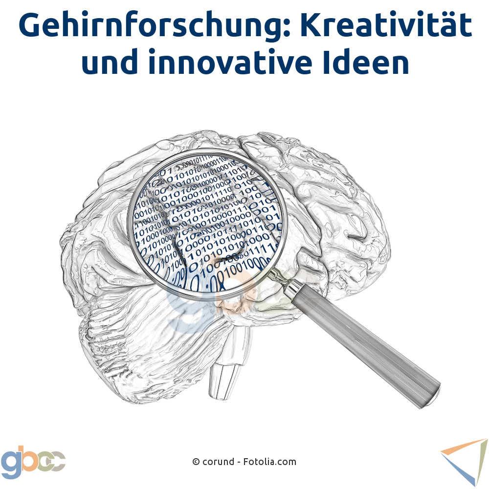 Gehirnforschung: Kreativität und innovative Ideen