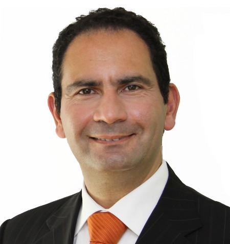 K. Ghaffari, Unternehmer-Sparringspartner