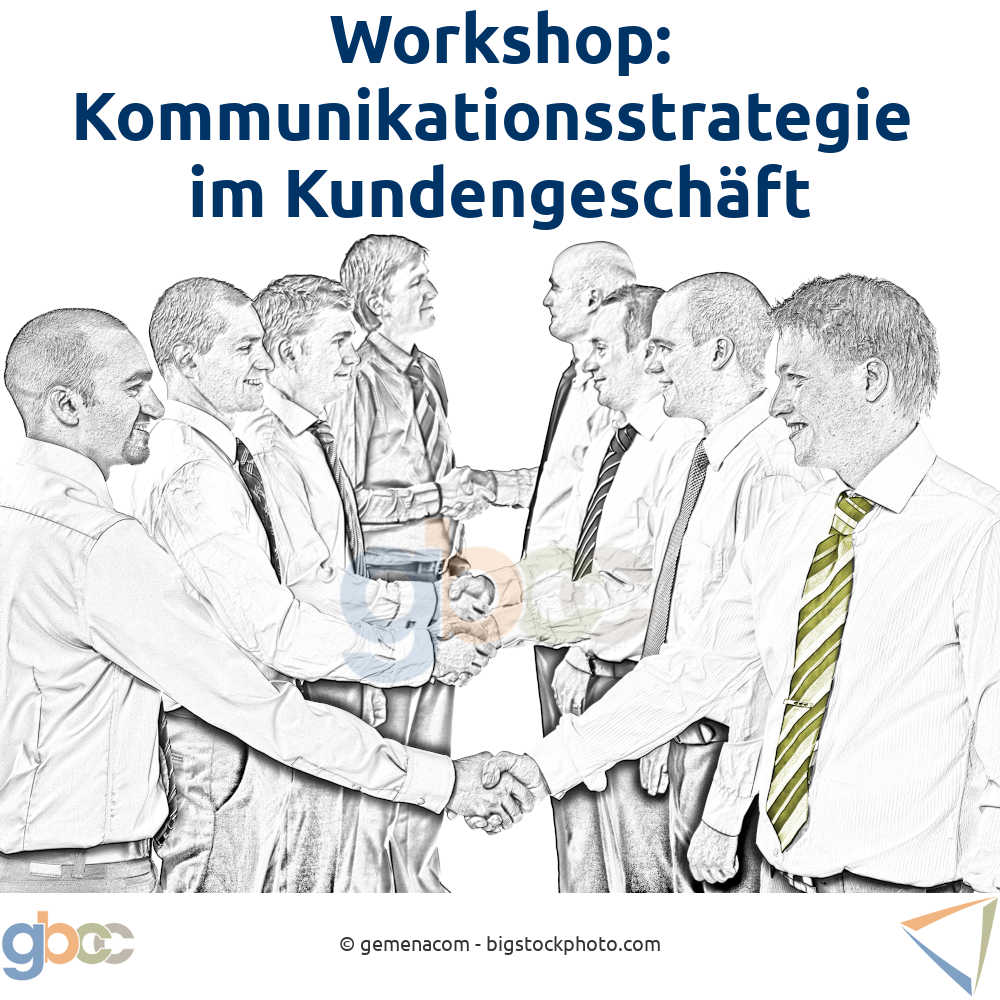 Workshop: Die rich­tigen Hebel betä­tigen, damit es rund läuft