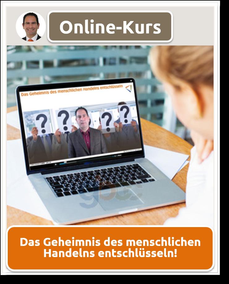 Online-Kurs: Das Geheimnis des menschlichen Handelns entschlüsseln