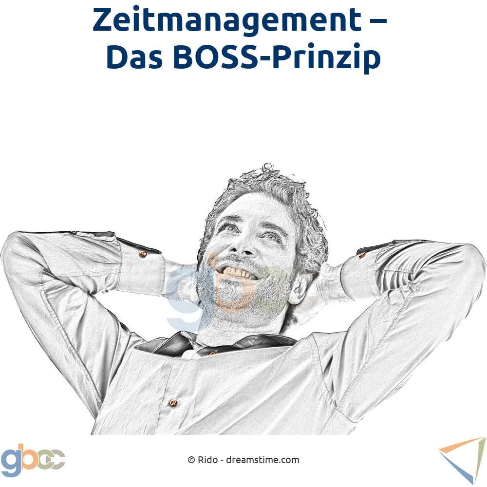 Zeitmanagement: Am Ziel angekommen, ist man entspannt, nicht gehetzt, Herr der eigenen Zeit und selbstbestimmt.