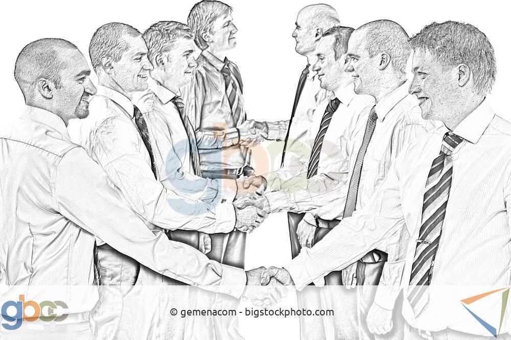 Unterschiedliche Stakeholder in Kunden- und in Anbieterunternehmen